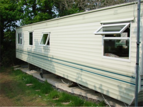 Static Caravan Windows And Doors New And Replacements
