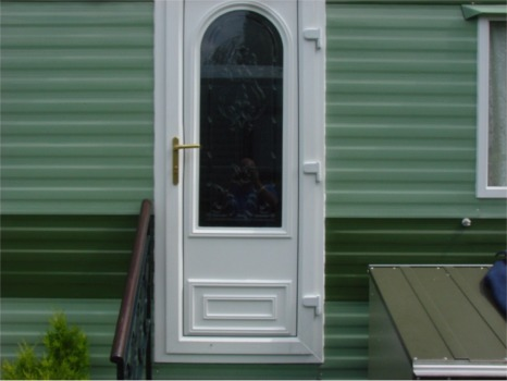 Caravan windows and doors